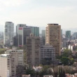 A time-lapse of the mexico city skyline - Lizenzfreies Foto
