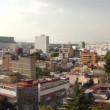 Stock Video: A time-lapse of the mexico city skyline