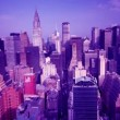 View of manhattan skyline - Lizenzfreies Foto