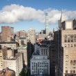 Timelapse of manhattan skyline - Lizenzfreies Foto
