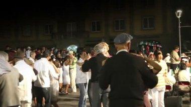 Dancing in oxaca, mexico — Video Stock