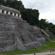 Timelapse shot of the mayan ruins at palenque — Stock Video #18480479