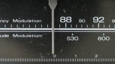 幻想的なレトロなゲットーブラ スターからの細部 — ストックビデオ