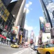 Stock Video: Times square, new york