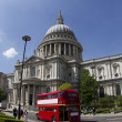 St pauls fisheye — Stock Photo
