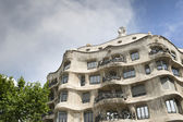 Pedrera barcelona — Stock Photo