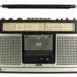 Stockfoto: Retro ghettoblaster