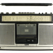 Retro ghettoblaster — 图库照片 #29662417