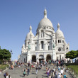 Sacre coeur — Stock Photo #30828493