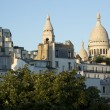 Sacre coeur — Stock Photo