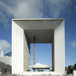 La grand arch, la defence — Stock Photo