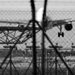 Airplane telephoto — Stock Photo #40644663