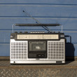 Radio outside — Stock Photo #40649155