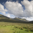 Beautiful scottish highlands scenery — Stock Photo #48113429