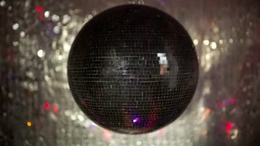Discoball video — Stok video