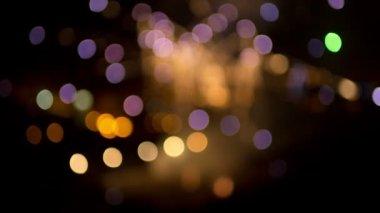 Фестиваль фейерверков взрыв сутки Валенсии — Стоковое видео