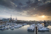 El forum marina in barcelona — Stock Photo