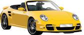 SPORTS CAR — Stock Vector