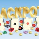 JACKPOT — Stock Vector