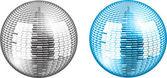 GLITTER BALL — Stock Vector