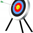 Stock Vector: ARCHERY