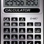 CALCULATOR — Stock Vector #22652551