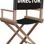 DIRECTORS CHAIR — Stock Vector #23367996