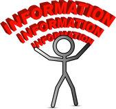 Information — Stock Vector