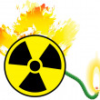 RADIOACTIVE — Stock Vector #24317739