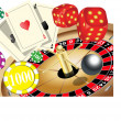 GAMBLING — Stock Vector