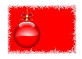 圣诞节装饰设计 — 图库矢量图片