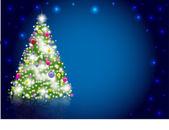 Projeto decorativo de natal — Vetorial Stock
