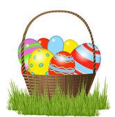 Easter designs — Stock Vector