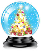 Christmas images 2 — Stock Vector
