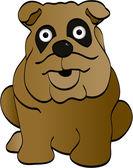PUPPY DOG — Stock Vector