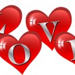 HEART BALLOON — Stock Vector