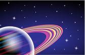 Planeta — Foto de Stock