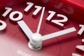 Time clock - Stock Image — Stock Photo