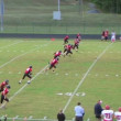 Kickoff Team Forces Fumble — Stok video