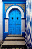 Door in sousse — Stock Photo