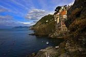 Italia, riomaggiore — Foto de Stock