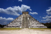 Kukulkan ,el castillo — Stock Photo