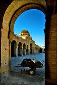 Carpet car Great Mosque — Stock Photo