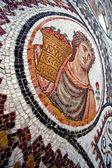 Mosaic piece of ceramics — Stock Photo