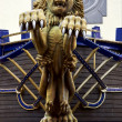 Lion port louis - Stock Photo