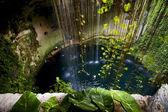Cenote ill kill — Stock Photo