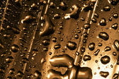 Abstract gold — Stock Photo