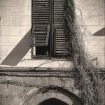 Milan broke abstract old — Stock Photo #24201121
