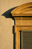 Shadow in italy — Stock Photo