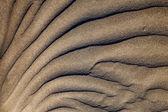 Texture abstract beach lanzarote — Stock Photo